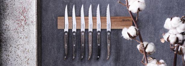Magnetische Messerhalter